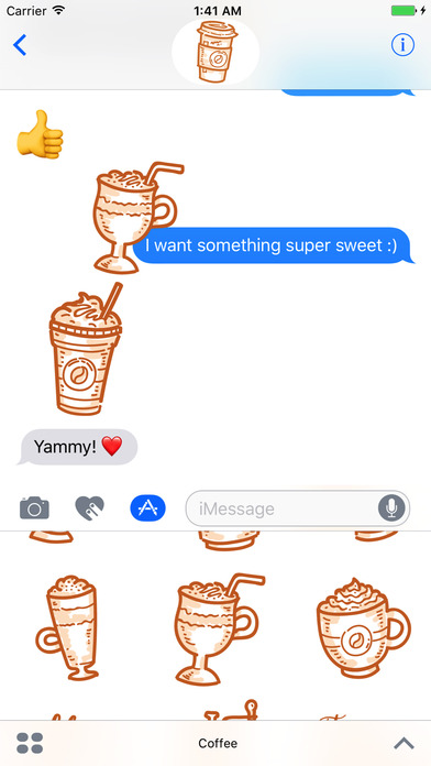 how to use imessage stickers