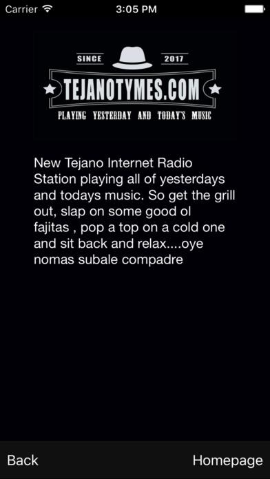 Tejanotymes.com screenshot 3