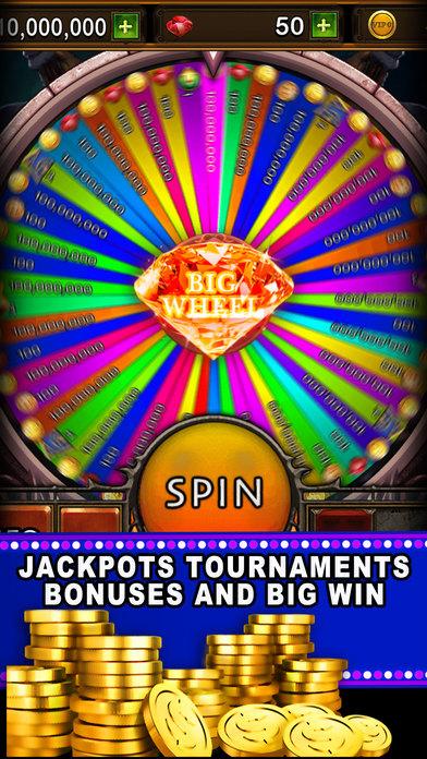 Screenshot 3 Slots — Heroes Legendary Classic Casino