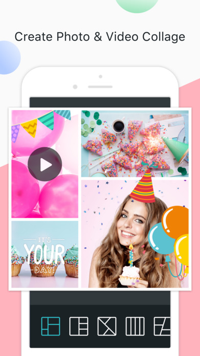 download Photo Grid - Photo Editor, Video & Photo Collage apps 3