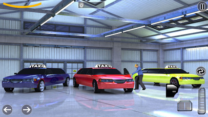 Limo Taxi Transport Sim - Pro Screenshot 2