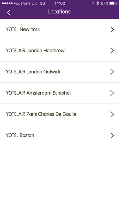 download YOTEL apps 2