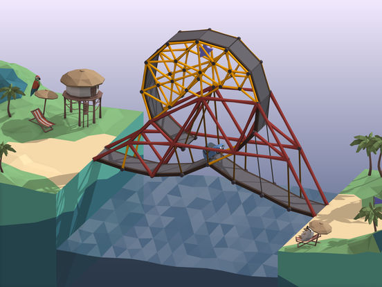 Poly Bridge screenshot 10