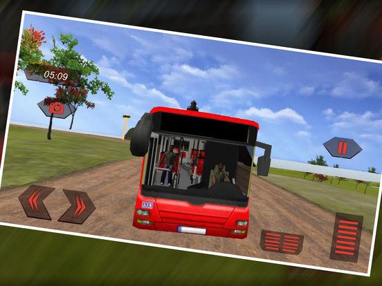 Mountain Tourist Bus 3D screenshot 7