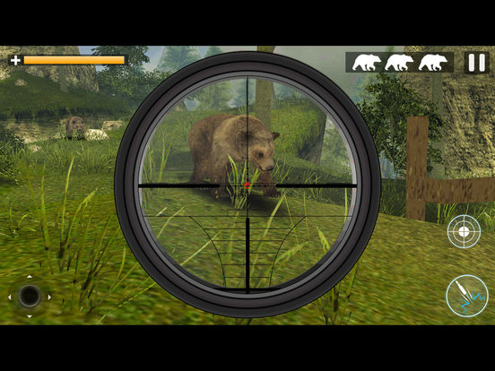 Bear Jungle Attack screenshot 8