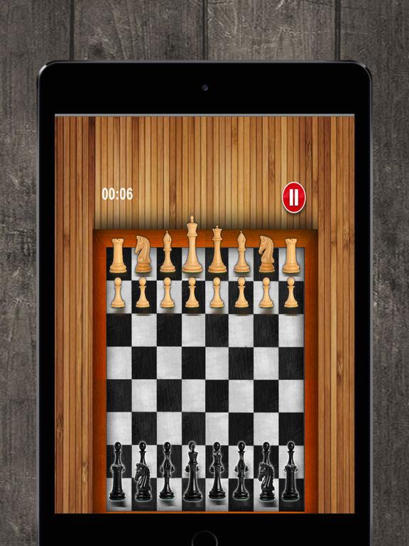 Шахматы 2 игрока - Шахматы Пазлы Скриншоты9