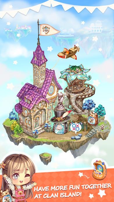 Sky Islands: social, fashion & decoration world Screenshot