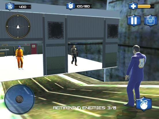 Police Hero Crime City Battle screenshot 9