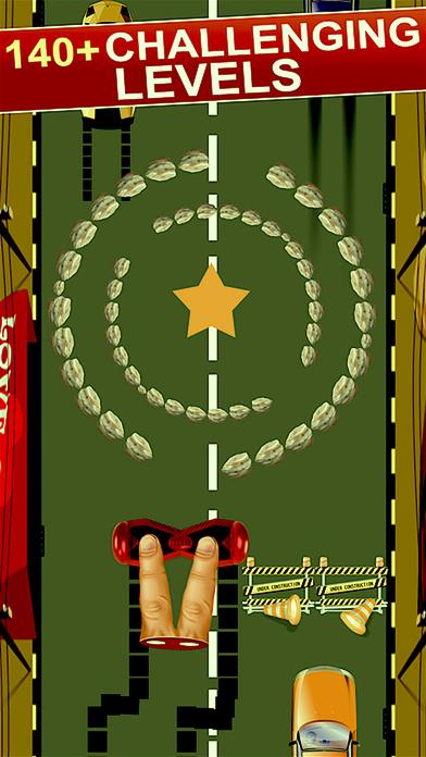 Finger Hover-board Skating Simulator screenshot 4