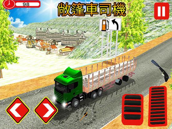 Pak-China Cargo Truck Sim screenshot 10