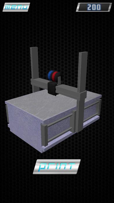 Сделать Ручной Спиннер 3D Принтер Скриншоты3