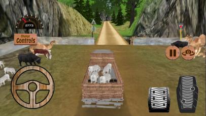 Eid Animal Transport Sim 2017 screenshot 2