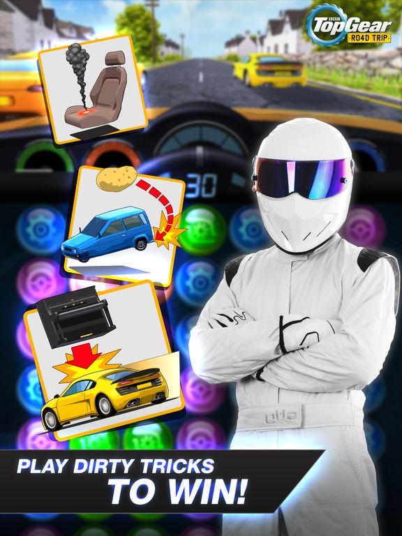 Top Gear: Road Trip screenshot 8