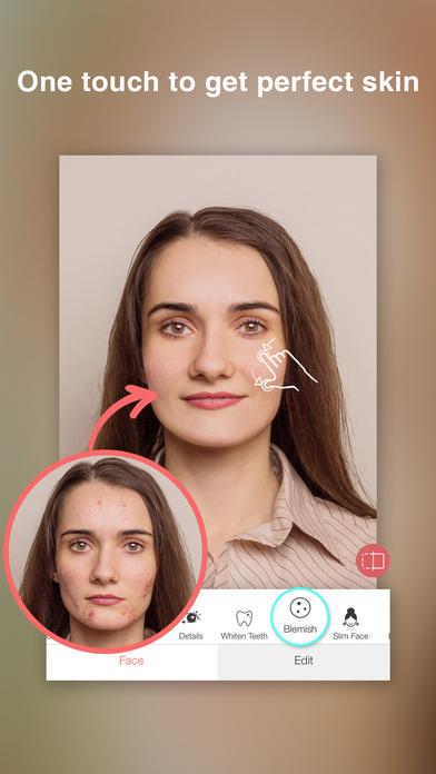 FaceMagic - Photo Editor & Collage & Makeup Camera Screenshots