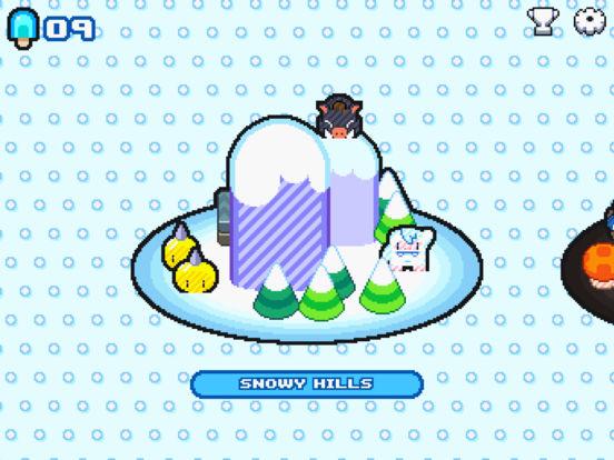 Lost Yeti Screenshots