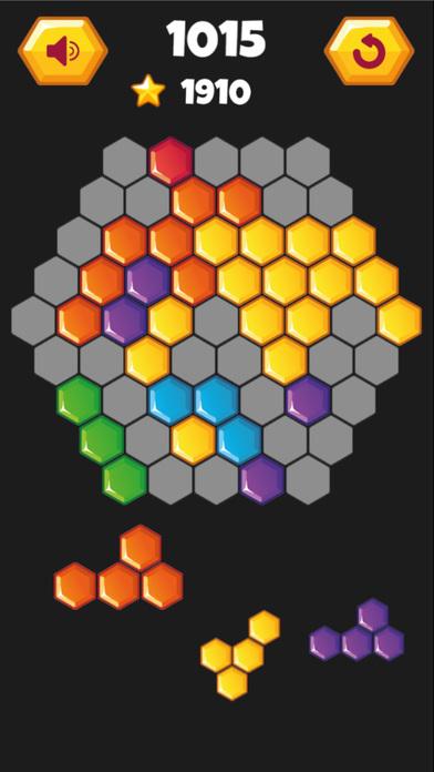 Hexagon Pals screenshot 2