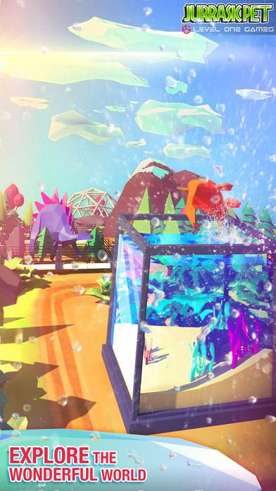 Jurassic Pet - Virtual Pixelmon Dino World Screenshot