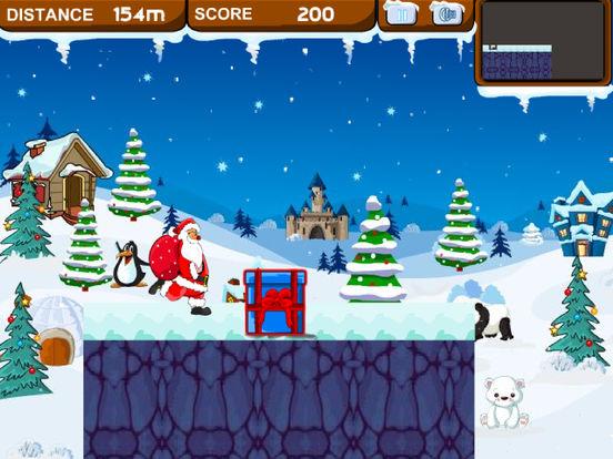 Speed Santa Running screenshot 8