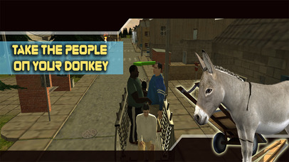 Donkey Cart Driver screenshot 3