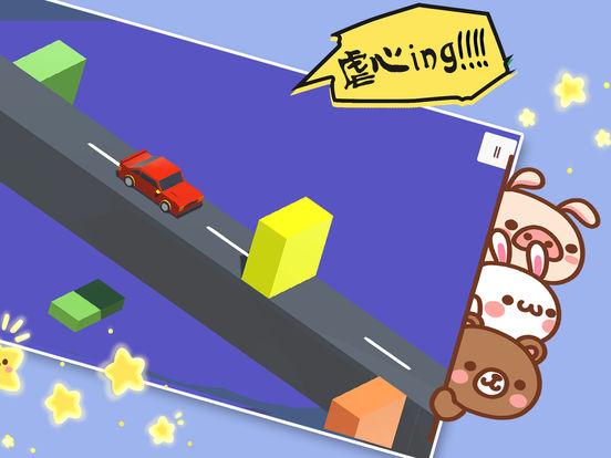 益智赛车游戏:欢乐小汽车大作战 screenshot 4