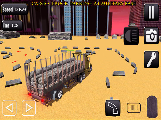 Offroad Cargo Trailer Transport 2017 screenshot 10