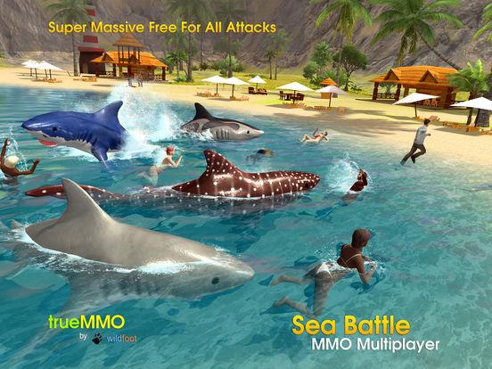 Sea Battle MMO Multiplayer screenshot 7