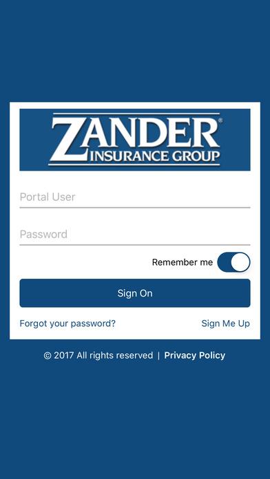 Insurance Zander