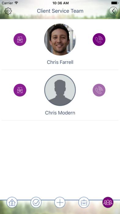 ModernAdvisors screenshot