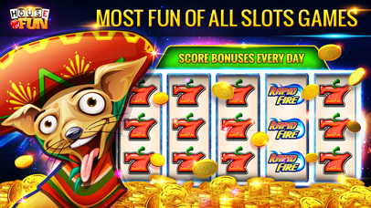 Slots Casino by House of Fun iPhone