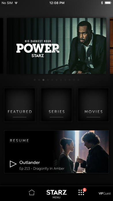 download STARZ apps 3