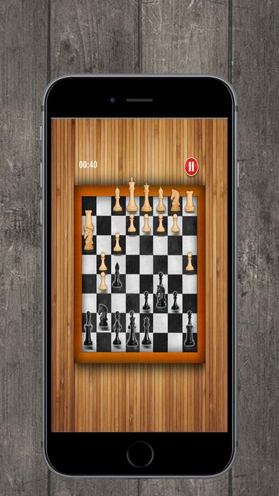 Шахматы 2 игрока - Шахматы Пазлы Скриншоты6