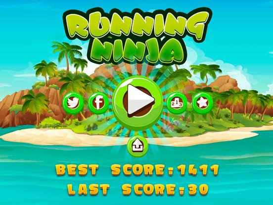 Running Ninja screenshot 6