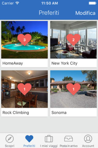 HomeAway Vacation Rentals screenshot 3