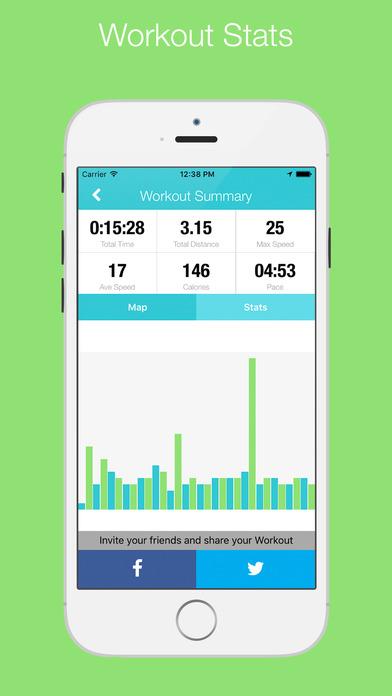 Beginner Runner - 5k Trainer for Couch to 5k Screenshots