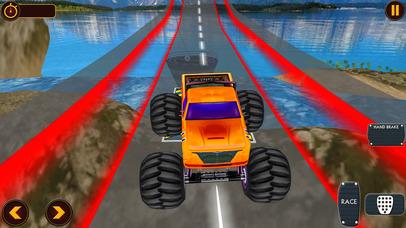 Top Monster Truck: Offroad Challenge Race screenshot 4