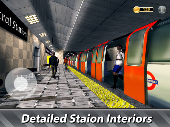 London Underground Simulator Full screenshot 7