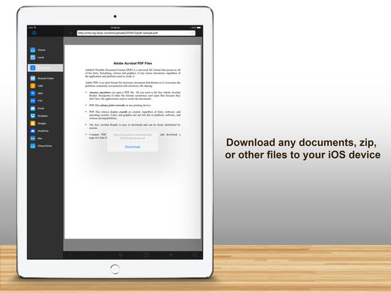 Documents Pro : Office Editor for iPhone & iPad Screenshots