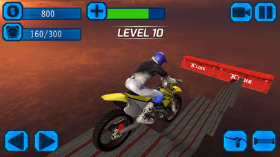 Impossible Motor Bike Tracks screenshot 1
