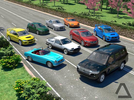 Driving Zone: Japan Pro screenshot 8