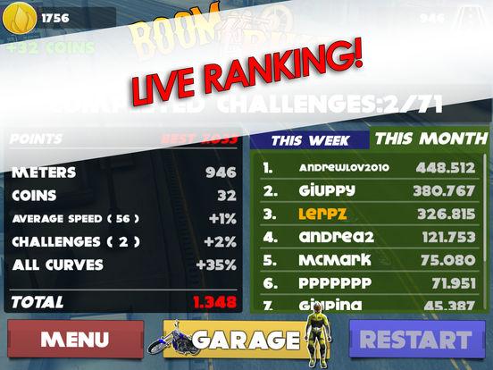 Boom Biker screenshot 10
