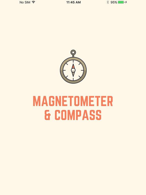 Magnetometer & Compass Скриншоты6