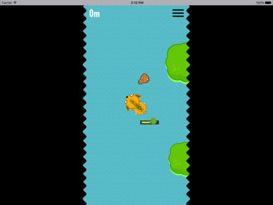 荷叶上跳跃-酷跑小游戏 screenshot 6