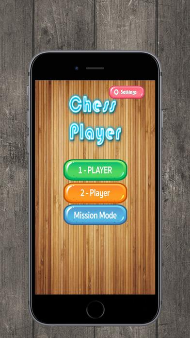Шахматы 2 игрока - Шахматы Пазлы Скриншоты5