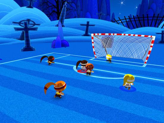 Chop Chop Soccer Screenshots