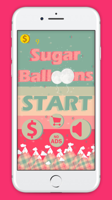 Sugar Balloons Plus screenshot 1