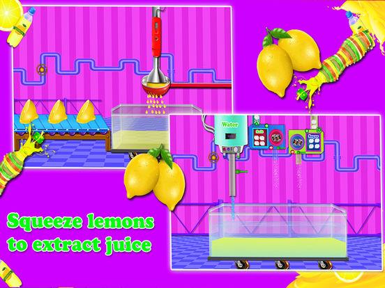 Lemon Juice Factory Chef screenshot 8