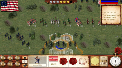 Hold the Line: The American Revolution screenshot 5