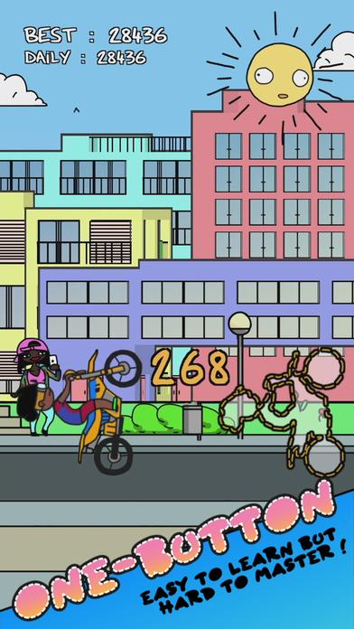 Summer Wheelie screenshot 4