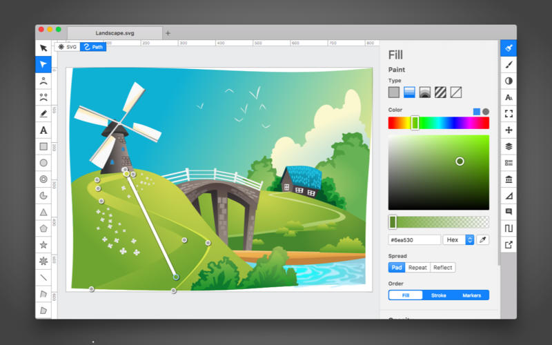 Boxy SVG for Mac 3.10.1 激活版 – 矢量图编辑软件-爱情守望者