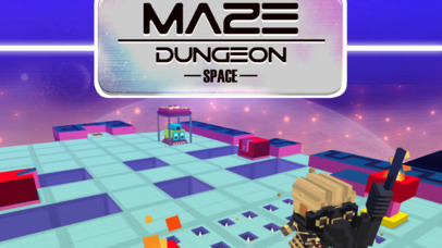 Galaxy Space Dungeon screenshot 1